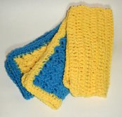Set of Three Dishcloths