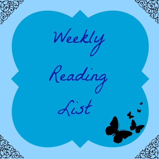 Weekly Reading List